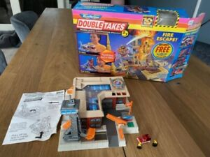Micro Machines Double Takes Fire Escape Playset