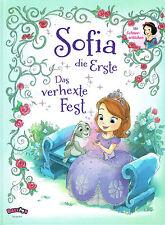 Disney: Sofia die Erste - Das verhexte Fest, ab 4 Jahren, Balloon-Egmont, NEU