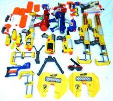 Large Lot Nerf Guns and accessories 36 Dart Tag Classics Guns & Accessories