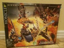 LEGO Bionicle  8624  Race for the of Life W/Instructions and box