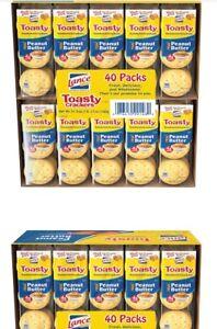 Lance Toasty Sandwich Crackers 1.29 oz., 80 ct