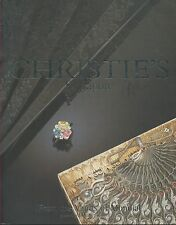 CHRISTIE'S VAULTS OF MONDIAL JEWELS WATCHES Barthelay Faberge Mondial Catalog 99