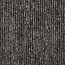PATONS KROY SOCKS YARN in FLAX (CHARCOAL GREY) - 166 YDS - 50 GR - WOOL BLEND