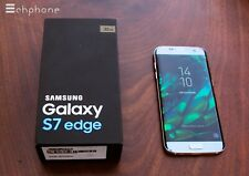 Samsung Galaxy S7 edge SM-G935F - 32GB - Blue Coral  (Unlocked)