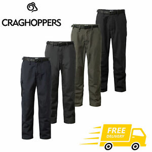 Mens Craghoppers kiwi Classic Walking Travel Golf Casual Cargo Trousers RRP £50