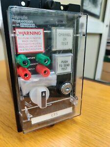 Reyrolle intertrip test module a2055b high voltage switch gear