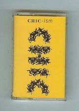 CHIC - CHIC-ISM - CASSETTE - NEW