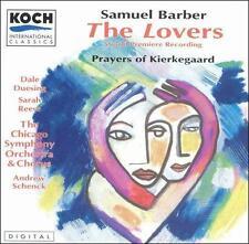 Barber: The Lovers; Prayers of Kierkegaard Samuel Barber, Andrew Schenk, The Ch