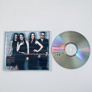 The Corrs - Breathless (2000) 3 Track CD Single