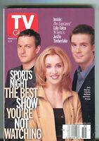 TV Guide Magazine March 11-17 2000 Sports Night EX 071816jhe
