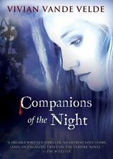 Companions of the Night by Vivian Vande Velde (2002, Paperback)