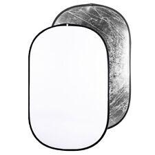 Quantuum Pannello Riflettente White/Silver 91x122cm
