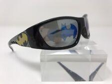 DC Comics Batman Kids Sunglasses BM031 7498 52-16 Black And Yellow P986