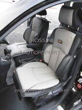 D - Adapté à Opel Astra, HOUSSES de Siège Auto - 2 Façades, YS01 Recaro, Gris