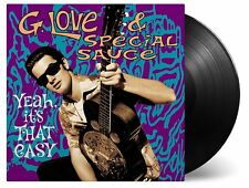 G,LOVE & SPECIAL SAUCE - YEAH,IT'S THAT EASY (EXPANDED)  2 VINYL LP NEUF