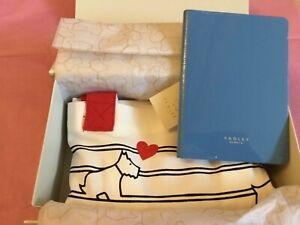 Radley Tote Bag & Notebook gift set