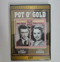 Pot O' Gold DVD 1941 Hollywood Classics New Sealed