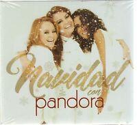 CD / DVD Navidad Con PANDORA (Sony Music) NOW SHIPPING !