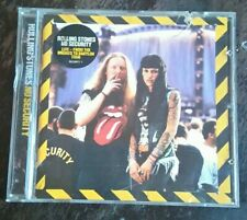 Rolling Stones - No Security- Live - From Bridges to Babylon Tour- CD gebraucht