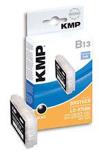 KMP Patrone B13 komp. zu LC970BK für Brother Brother DCP-135C etc. Black