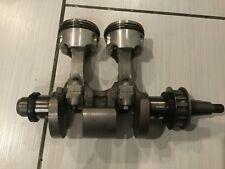 Yamaha 8HP CRANKSHAFT 60R-E1411-00-00 PISTON 60R-E1631-00-96 68T-11650-00-00