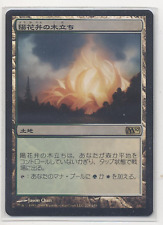 *MRM* Japanese FOIL Sunpetal Grove - Bosquet de Solpétal NM MTG Magic 2010-2015
