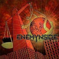 "ENEMYNSIDE ""WHATEVER COMES"" CD NEU"