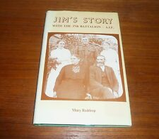 JIMS STORY WITH THE 37th BATTALION A.I.F. SIGNED BY AUTHOR