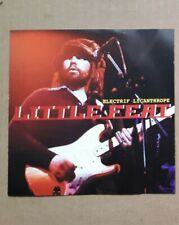 Little Feat – Electrif Lycanthrope-2 cd set silver 2000