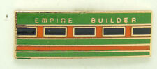 Railroad Hat-Lapel Pin/Tac Great Northern Railway(GN)  Empire Builder #1610 -NEW