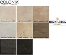 Polyflor Colonia Stone Collection Luxury Vinyl Tile Flooring LVT Flooring 3.34m2
