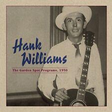 Hank Williams, Hank - Garden Spot Program 1950 [New CD] Digipack Pac