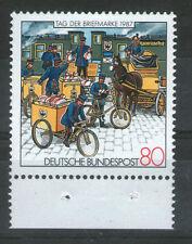 Ungeprüfte postfrische Briefmarken aus der BRD (1980-1989) als Satz