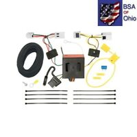 Tekonsha Trailer Hitch Wiring Tow Harness For Nissan NV2500 2018 2019