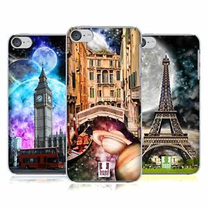 HEAD CASE DESIGNS SURREAL LANDSCAPES CASE & WALLPAPER FOR APPLE iPOD TOUCH MP3
