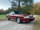 1990 Ford Mustang  1990 Ford Mustang GT 5.0 Convertible