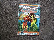 Daredevil and The Black Widow #96 (Feb 1973, Marvel) Legion of the Lost Nice!