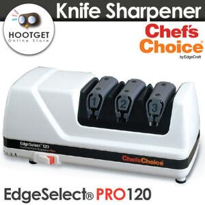 Chef's Choice PRO120 Diamond Hone Edge Select Electric Knife Sharpener AU