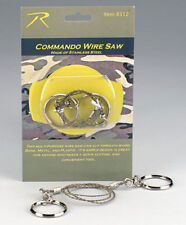 """Rothco 8312 Commando Wire Saw- """"Strongest Wire Saw Anywhere"""""""