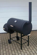 BBQ FriesStyle Smoker mit SFB Grill hochwertige Ausführung Gewicht 125 Kg