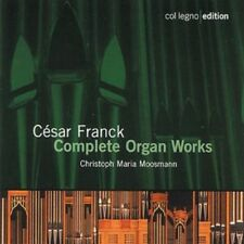 C'SAR FRANCK: COMPLETE ORGAN WORKS NEW CD