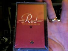The Communards- Red- new/sealed cassette tape