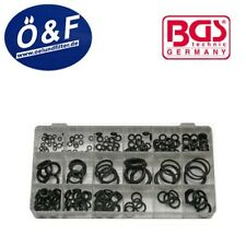 BGS O-Ring Sortiment 3-22 mm, 18 Grö�Ÿen, 225-teilig Set Satz
