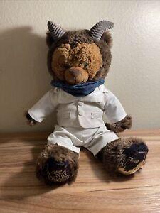 "Build a Bear Workshop Disney's Beauty and the Beast 19"" Stuffed Plush Beast"