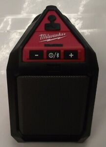 Milwaukee 2592 M12-V Li-Ion Cordless Bluetooth Wireless Jobsite Speaker Tool O