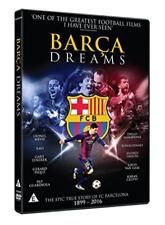 Barca Dreams  DVD NEUF