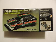 ROBBE VW GOLF CASTROL 1982, gebraucht mit Original Karton und Fernbedienung! RTR
