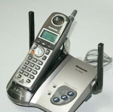 Panasonic KX-TG5622M 5.8 GHz Cordless Phone with NEW Battery