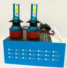 H7 LED Headlight Bulb Conversion Kit High Low Beam Fog Lamp 75W 12000LM 6000K