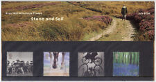 2000 GB, 'STONE AND SOIL', Royal Mail Stamps Presentation Pack (No.313)